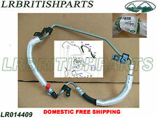 LAND ROVER POWER STEERING HOSE FROM PUMP PRESSURE LR2 NEW OEM LR014409