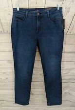 NYDJ Not Your Daughters Jeans Ankle Skinny Yucca Valley Stretchy Jeans 16 - NWT
