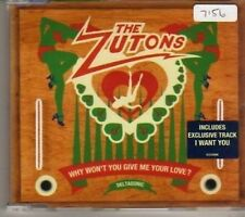 (BV509) The Zutons, Why Won't You Give Me Your Love? - DJ CD
