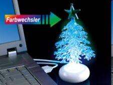 """USB árbol de navidad """"Crystal Tree"""" - nuevo & inmediatamente"""
