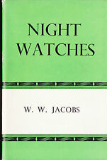 W W Jacobs - Night Watches - 1951 Methuen Famous Novels Series in Green Jacket