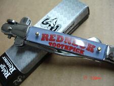RIDGE RUNNER  RED NECK  STILETTO  KNIFE
