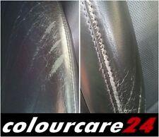 Kit Rigenera Colore Spallina Pelle Mercedes NERO ANTRACITE 831 Ritocco Interni
