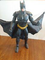 "1998 Mattel 14"" Batman Dark Knight Action Cape Figure DC Comics M2795"