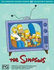 The Simpsons The Complete 2nd Season Region 4 - DVD NMVG The Cheap Fast