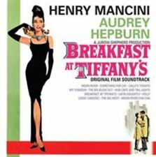 Breakfast at Tiffany's 5050457155926 by Various Artists CD