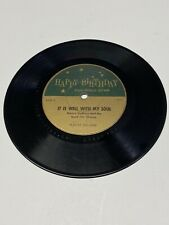 "The Gold Star Chorus 7"" 33 Birthday Greetings/It is Well with My Soul, VG+"