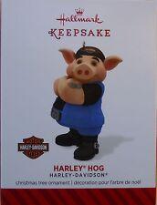 Hallmark 2014 Harley Hog~ Harley Davidson