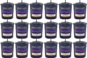 18 YANKEE CANDLE Kilimanjaro Stars Votives/Sampler  - Clearance - Half Price RRP