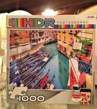 """NEW Masterpieces """"The Venetian"""" Jigsaw Puzzle 1000 pieces HDR Photography #41365"""