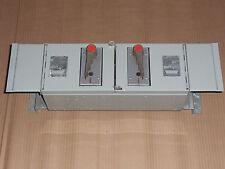 FEDERAL PACIFIC FPE QMQB QMQB3322 30 AMP 240V FUSED PANELBOARD SWITCH