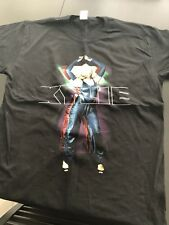 Kylie Minogue Hyde Park Summer 2015 T-Shirt New XL Unworn