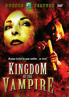 KINGDOM OF THE VAMPIRE Double Feature - More bite than TWILIGHT or DARK SHADOWS!