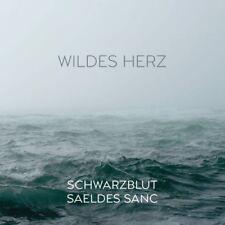 Schwarzblut vs. saeldes Sanc Sauvage cœur CD DIGIPACK 2017