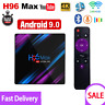 H96 Max Android 9.0 TV Box RK3318 Quad Core 2GB RAM 16GB ROM 4K Media Player