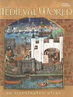 The Medieval World: An Illustrated Atlas by Thompson, John M.
