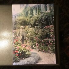 National Gallery Victoria Monet's Garden Dinner Invitation 2013