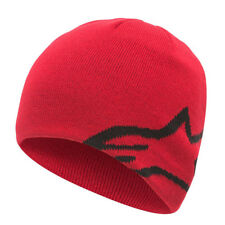 New - Alpinestars Men's MX Motorcycle Casuals Corp Shift Beanie Hat - Red
