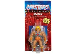 MATTEL HE-MAN 14 CM MASTERS OF THE UNIVERSE ORIGINS