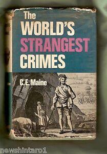 #II. BOOK -  THE WORLD'S   STRANGEST  CRIMES