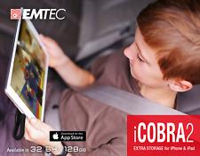 EMTEC ICOBRA2  128 Go clé USB 3.0 & Lightning iPad  iPad mini iPad PRO
