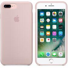 New Genuine Apple iPhone 7 Plus & 8 Plus Slim Silicone Case Cover Factory Sealed