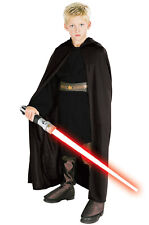 Brand New Star Wars Hooded Sith Robe Child Costume