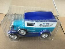 Limited Edition Model A Armstrong DeliveringVan Coin Bank