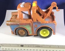 Cars Rev Ups Ripstick Racer Mater Backward Driving Vehicle