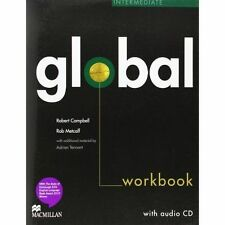 Global Intermediate Work Book + CD without Key, Rob Metcalf, Robert Campbell, Ac