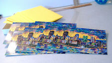 The Point~By Pittsburgh Artist Johno Prascak~Set Of Eight Notecards W/ Envelopes