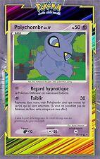 Polychombr - Platine - 92/127 - Carte Pokemon Neuve Française