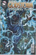 Grimm Fairy Tales: Godstorm Hercules Payne #1-5 (NM/MT 1st Prints) (Complete)