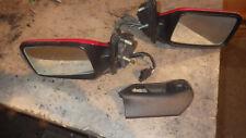 Elektrische Aussenspiegel Ls. + Rs. + ZV, Kabelbaum, Schalter VW Golf III