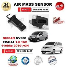 FOR NISSAN NV200 EVALIA 1.6 16V 110bhp 2010-ON AIR MASS SENSOR 5-PIN w/o HOUSING