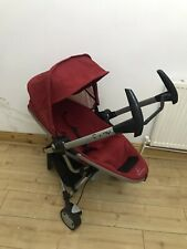 Quinny Zapp Extra2 Pushchair Folding With Seat On/FREE P&P