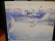 Rush-Grace Under Pressure Japan Import Vinyl Excellent Copy Near Mint