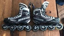 Mission Inhaler Inline Skates Size 8.5 7E