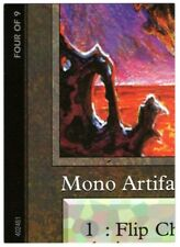MTG 1 X PIECE FOUR OF 9 FOR CHAOS ORB PUZZLE OVERSIZED