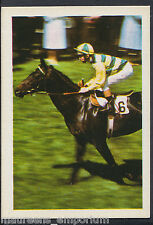 FKS 1978 Sticker - According To Guinness - No 273 - Lester Piggott, Derby Winner