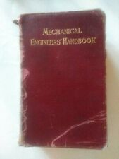 Lionel S. Marks 1916 Mechanical Engineers' Handbook First Edition Fifth Impressi