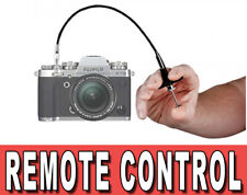 MECHANICAL CABLE REMOTE CONTROL SHUTTER RELEASE CAMERA FUJIFILM X20 X-PRO1 X10