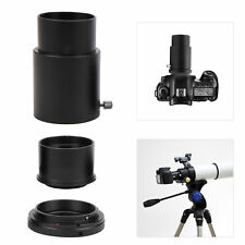 2in Telescope Eyepiece Extension Tube+Camera Adapter Ring for Canon EF/EF‑S/EOS