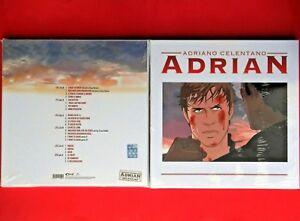 adriano celentano adrian rare limited edition box set 3 vinili lp dischi vinile