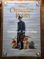 Christopher Robyn DS Theatrical Movie Poster 27x40