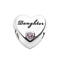 PANDORA Silver Daughter's Love Charm (791726pcz)