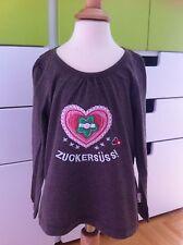 "Adelheid! schickes Langarm Shirt ""Zuckersüss"" TOP! Gr. 98/ 104 cm"