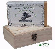 The Most Expensive Chinese Puer Tea * ROYAL PUER TEA * oriental verve puer  tea