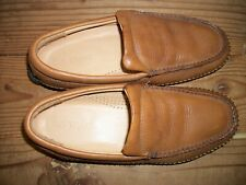 H S Trask, Leather Moccasin, size 8M
