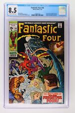 Fantastic Four #94 - Marvel 1970 CGC 8.5 1st Appearance of Agatha Harkness!